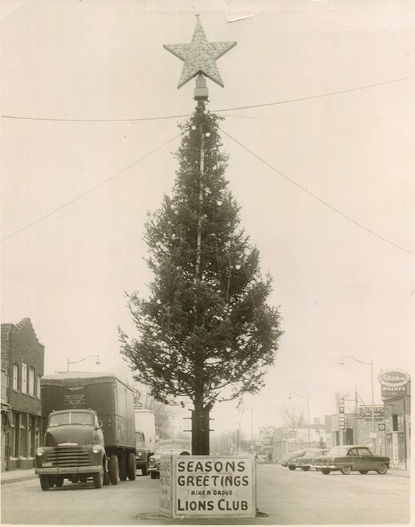 old xmas tree 12-10-50